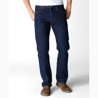 Настоящие Американские джинсы Levis - модель: 501 - цвет: Rinse