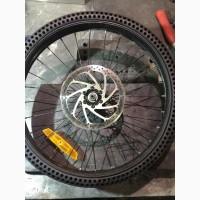 Бескамерная шина для велосипеда 24х1.5