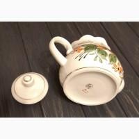 Чайник 14 см новый СССР позолота раритет Посуда