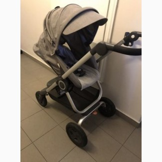 Продам коляску stokke xplory V4 детская коляска. Срочно
