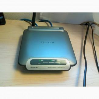Wi-Fi роутер Belkin F5D7230-4