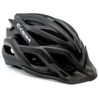 Шлем CIGNA WT-059 L (58-61см) Черный (Black) + LED (HEAD-052)