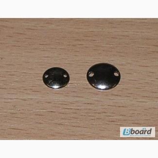 Декоративные пуговицы, кнопки