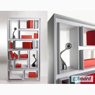 Дизайнерский стеллаж BOX
