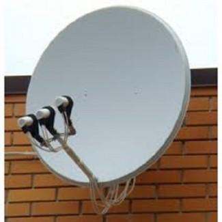 Установка спутниковых антенн в Бершади