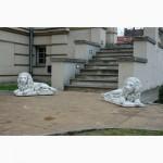 Скульптура садовая из бетона, фигура декоративная парковая, для сада, дачи и в парк