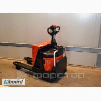 Продам электротележку BT LPE200 б/у