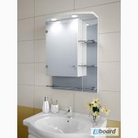 Шкафчик в ванную зеркальный А75-S