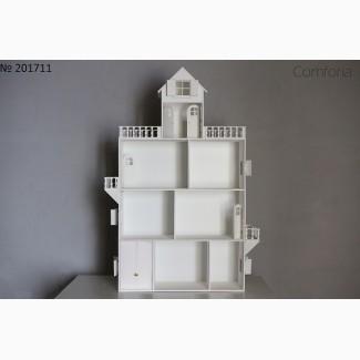 Мега крутой кукольный домик! Высота 160 см. Без предлоплат