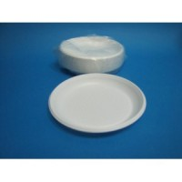 Тарелка одноразовая, 165 мм (100 штук)