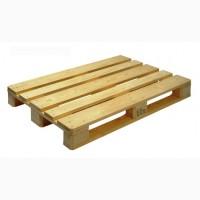Организация покупает б/у деревянные поддоны, хорошая цена