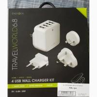 Продается Универсальное сетевое зарядное устройство Energea TravelWorld6.8