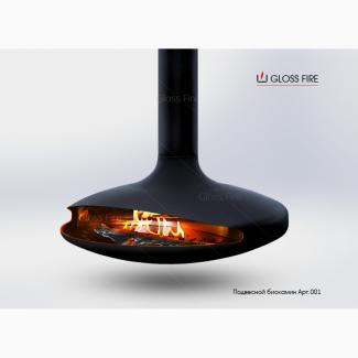 Биокамин подвесной - Арт.001 ТМ Gloss Fire