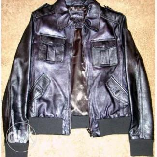 Итальянская куртка. Экокожа. Новая