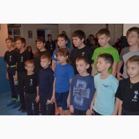 Боевые искусства для детей и подростков
