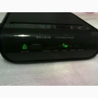 Wi-Fi роутер BELKIN