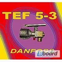 Терморегулятор Danfoss марки TEF 5-3