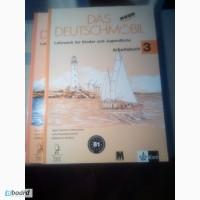 Das neue Deuschmobil 3 (учебник+тетрадь+диск)