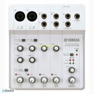 Продам внешнюю звуковую карту Yamaha AUDIOGRAM 6 (новая)