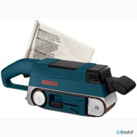 Аренда, прокат ленточная шлифмашина Bosch GBS 75