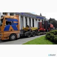 Доставка тракторов, комбайнов, опрыскивателей, сеялок, - золотые автомагистрали