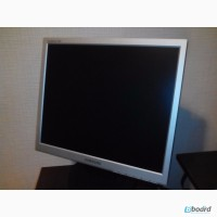 ЖК LCD монитор 17 дюймов в отличном рабочем состоянии