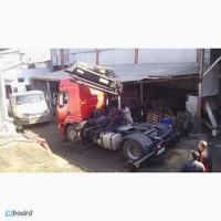 Установка, продажа и ремонт крана манипулятора фирмы Palfinger