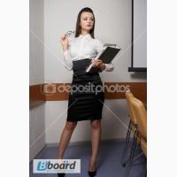 В компанию требуется сотрудник с навыками офис-менеджер, ассистент