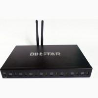 Dinstar DWG2000E-2G - IP-GSM-шлюз на 2 сим-карты с расширением до 4, 6, 8 сим-карт