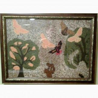 Продам картину Любовь и голуби