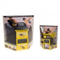 Петли подвесные тренировочные TRX Pro, TRX Force. Качество на высоте