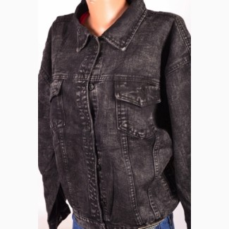 Джинсовые куртки женские оптом от 295 грн