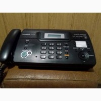 Телефон-факс Panasonic KX-FT938