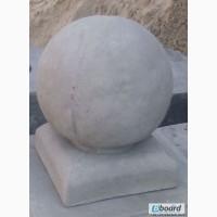 Декор Шар, декор из бетона
