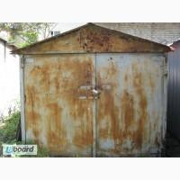 Продам металлический гараж на ж/м Северный