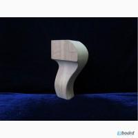 Фигурная ножка для - шкафа, тумбы, комода, стеллажа, трюмо