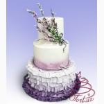 Европейские свадебные торты в Киеве