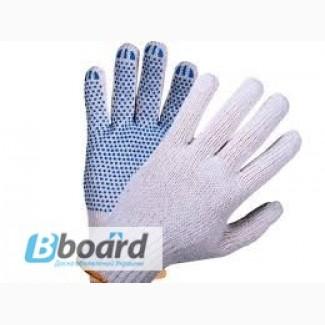 Спецодежда. Перчатки для общехозяйственных и строительных работ