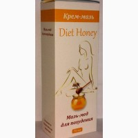 Купить Diet Honey - Мазь-мед для похудения (Диет Хани) оптом от 50 шт