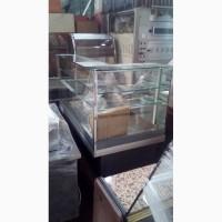 Витрина холодильная кондитерская б/у Куб Ifi mix Кубическая