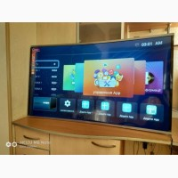 Телевизор Smart TV 49 Изогнутый