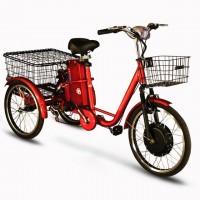 Электровелосипед трехколесный грузовой 3-CYCL + реверс