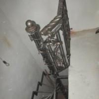 Ковані вироби сходи перила огорожі ворота паркани дашки івано-франківськ