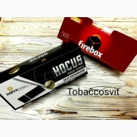 Гильзы для Табака Набор HOCUS Black+ Firebox 500