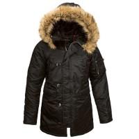 Американские женские куртки Аляска Alpha Industries