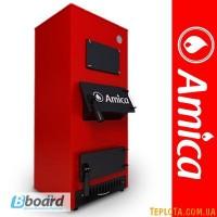 Котел твердотопливный AMICA SOLID 23 кВт
