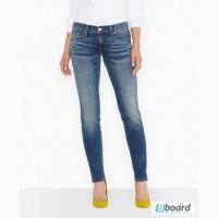 Джинсы женские Levis 524 Skinny Jeans (США)