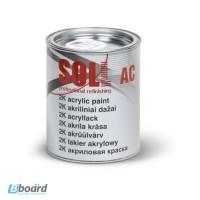 Краска акриловая SOLL DB 147 Mersedes