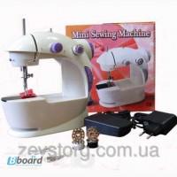 Мини швейная машина 4-в-1(mini sewing machine)