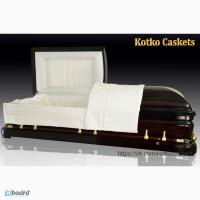 Купить гроб, Элитный гроб саркофаг Кеннеди
